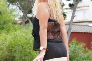 Natalie K hotwife adult xxx nylons shorts