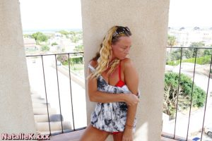 NatalieK xxx bras lingerie hotwife